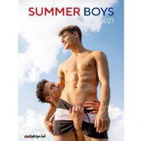 Summer Boys 2021 Kalender