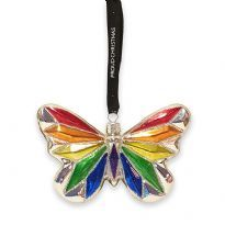 Proud Christmas Butterfly