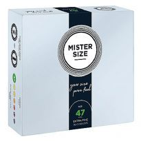 Mister Size - Pure Feel 36stk.