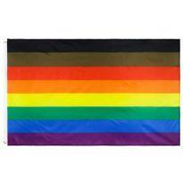 Drengenes POC Regnbueflag