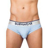 Supawear Hero Brief Blue