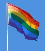 Club HomowareDrengenes Regnbueflag, 90 x 150 cm