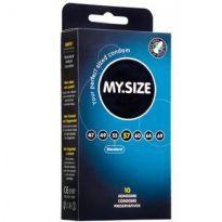 Club HomowareMy.Size 10 stk kondomer, 57x178 mm