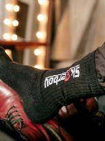 Sk8erboy Crew Socks Black