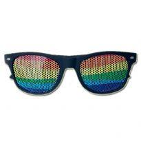 Regnbue solbriller