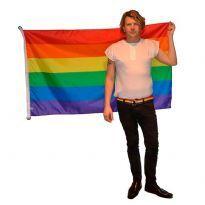 Pride flag til flagstangen