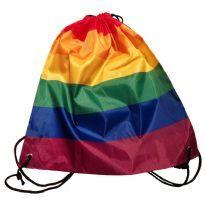 Regnbue rygsæk