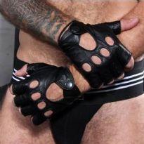 Mr. S Fingerløse handsker