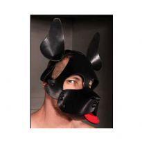 Tunge til Woof!/Howler maske
