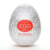 Keith Haring onani æg