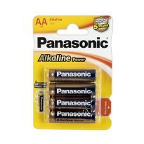 Panasonic Batterier.