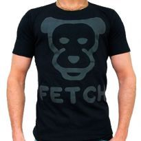 Mister B FETCH T-shirt Sort