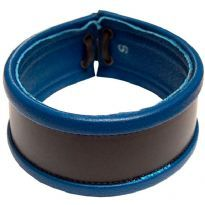 Bicepsarmbånd til binding, Blå