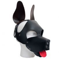 Mister B Puppymaske med Stritører