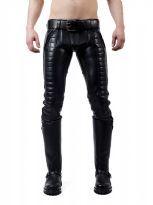 MisterB Indicator jeans m/sorte syninger