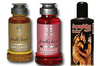 forkæl en du holder af,lad nydelsen komme til jer, lækre masssage olier, Olier til massage
