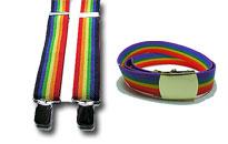 Bliv klar til priden,tag regnbuen omkring livet