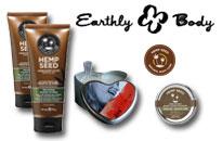 Lækre hudpleje produkter, Lækre showergels, Flotte duft og massage lys