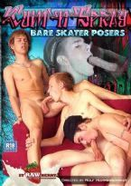 Bare Skater Posers 1 - Cum 'N' Spray