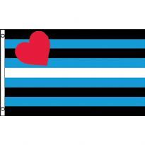 Drengenes Læder flag
