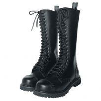 Læder Støvler fra Knightsbridge 20 huls