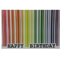 Happy Birthday Barcode