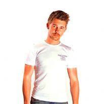 Mister B T-Shirt Hvid
