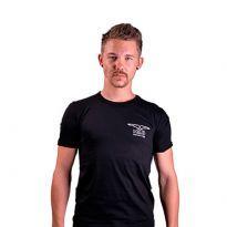 Mister B T-Shirt Sort