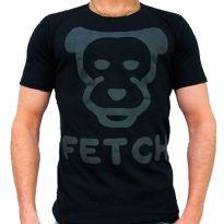 Mister B FETCH T-shirt Sort