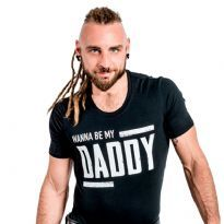 Mr. B t-shirt: Daddy