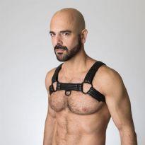 Neopren Bulldog Harness