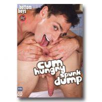 Cum hungry spunk dump dvd