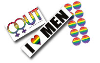 Nyd de flotte Pride-farver hver dag,Nyd de flotte regnbue-farver hver dag