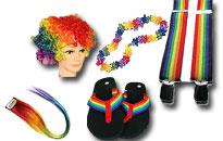 Alt til at blive klar i regnbuens farver,Bliv klar til Priden