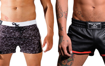 Lækre komfortable short, Hot shorts til sommer looket, Sexy Gym Shorts